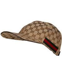 Gucci - Cap GG ORIGINAL - Lyst