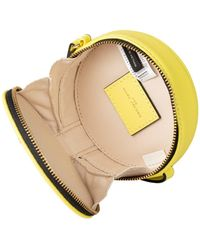 Marc Jacobs The Hot Spot Medium Round Crossbody Bag - Schwarz