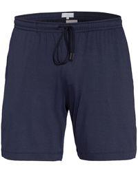 Mey Lounge-Shorts Serie JEFFERSON MODAL - Blau