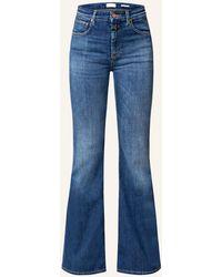Closed Bootcut-Jeans RAWLIN - Blau