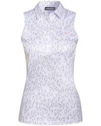 J.Lindeberg Funktions-Poloshirt - Mehrfarbig