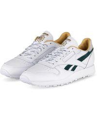 Reebok Sneaker CLASSIC LEATHER - Weiß