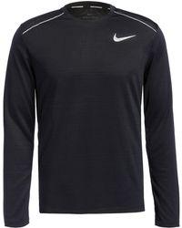 Nike - Laufshirt DRI-FIT MILER - Lyst