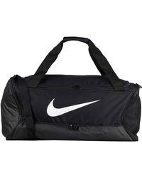 Nike Sporttasche BRASILIA LARGE - Schwarz