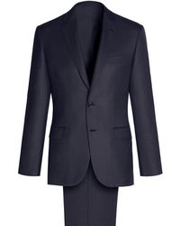 Brioni - Navy Blue Madison Suit - Lyst