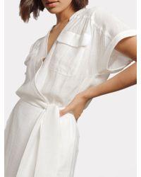 Brochu Walker The Jas Dress - White
