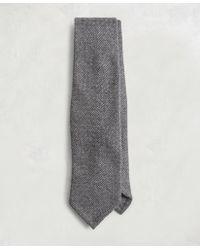 Brooks Brothers - Golden Fleece® Textured Wool Tie - Lyst