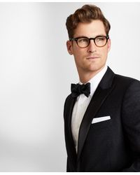 Brooks Brothers Regent Fit One-button Dotted 1818 Tuxedo - Black