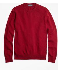 Brooks Brothers - Cashmere Crewneck Sweater - Lyst