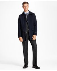 Brooks Brothers - Brooksstorm® Walking Coat - Lyst