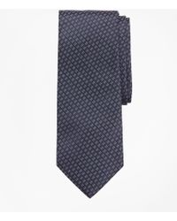 Brooks Brothers - Dotted Square Tie - Lyst