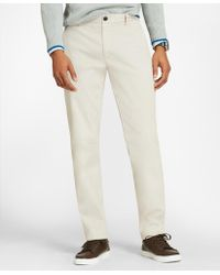 Brooks Brothers - Bedford Corduroy Chinos - Lyst