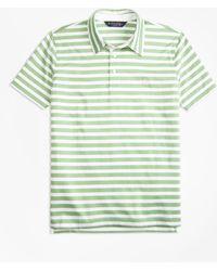 Brooks Brothers - Original Fit Stripe Polo Shirt - Lyst