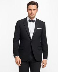 Brooks Brothers Regent Fit Brookscool Tuxedo - Black