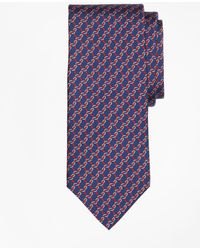Brooks Brothers - Buckle Link Print Tie - Lyst
