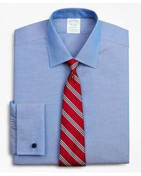 Brooks Brothers - Stretch Extra Slim Slim Fit Dress Shirt - Lyst