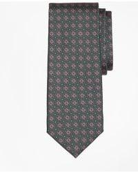 Brooks Brothers - Horseshoe Link Print Tie - Lyst