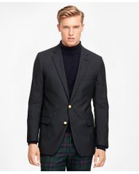 Brooks Brothers | Fitzgerald Fit Two-button Classic 1818 Blazer | Lyst