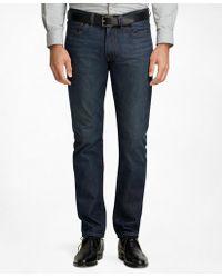 Brooks Brothers - Supima® Denim Slim Fit Jeans - Lyst