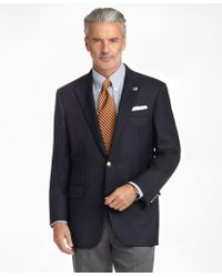Brooks Brothers | Madison Fit Golden Fleece® Saxxon Wool Reserve Blazer | Lyst