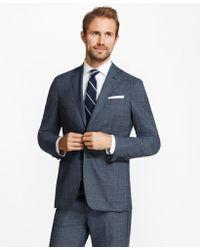 Brooks Brothers - Regent Fit Brookscloudtm Plaid Suit - Lyst
