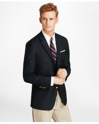 Brooks Brothers - Country Club Milano Fit Saxxontm Wool Two-button Blazer - Lyst