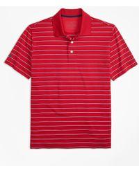 Brooks Brothers - Performance Series Multi-stripe Polo Shirt - Lyst