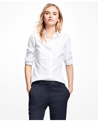 Brooks Brothers - Non-iron Tailored-fit Dress Shirt - Lyst