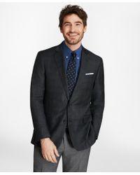 Brooks Brothers - Regent Fit Bold Windowpane Sport Coat - Lyst