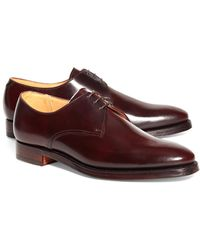 Brooks Brothers - Peal & Co.® Cordovan Bluchers - Lyst