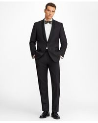 Brooks Brothers - Slim Fit One-button Shawl Collar 1818 Tuxedo - Lyst