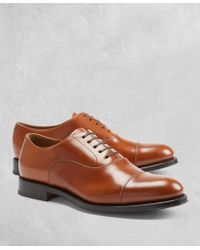 Brooks Brothers - Golden Fleece Captoes - Lyst