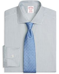 Brooks Brothers - Non-iron Madison Fit Stripe Dress Shirt - Lyst