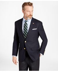 Brooks Brothers - Regular Fit Two-button 1818 Blazer - Lyst