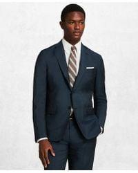 Brooks Brothers - Golden Fleece® Iridescent Blue Suit - Lyst