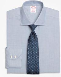 Brooks Brothers - Madison Classic-fit Dress Shirt, Non-iron Mini-stripe - Lyst