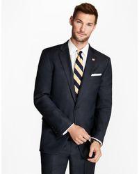 Brooks Brothers | Regent Fit Tic 1818 Suit | Lyst