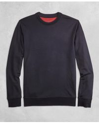 Brooks Brothers - Golden Fleece® Brookstechtm Crewneck - Lyst