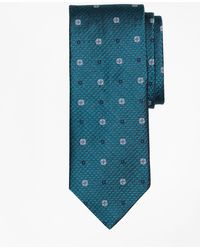 Brooks Brothers - Houndstooth Medallion Tie - Lyst