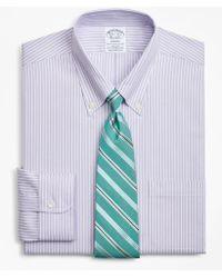 Brooks Brothers - Stretch Extra Slim Slim-fit Dress Shirt - Lyst
