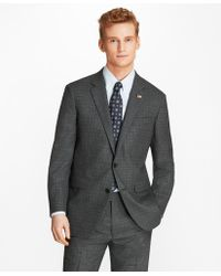 Brooks Brothers - Milano Fit Grey 1818 Suit - Lyst