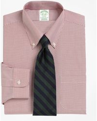 Brooks Brothers - Madison Fit Stripe Dress Shirt - Lyst