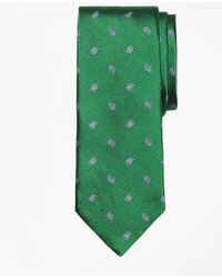 Brooks Brothers - Textured Pine Tie - Lyst