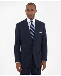 Brooks Brothers - Madison Two-button 1818 Suit - Lyst