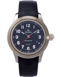 Brooks Brothers - Reconvilier Hercules Golf Master With Black Dial - Lyst