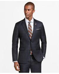 Brooks Brothers - Extra Slim Windowpane 1818 Suit - Lyst