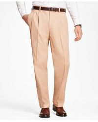 Brooks Brothers - Elliot Fit Lightweight Stretch Advantage Chinos® - Lyst