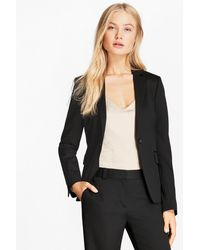 Brooks Brothers - Stretch Wool One-button Jacket - Lyst