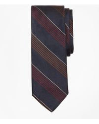 Brooks Brothers - Sidewheeler Stripe Tie - Lyst