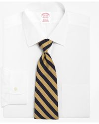 Brooks Brothers - Madison Fit Spread Collar Dress Shirt - Lyst